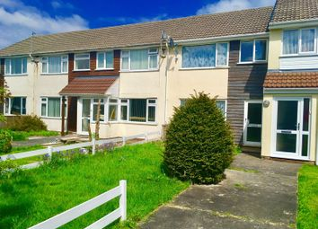 Thumbnail 3 bedroom terraced house to rent in Mendip Avenue, Worle, Weston-Super-Mare