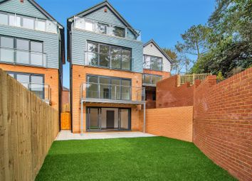 Thumbnail 5 bedroom detached house for sale in Ledgard Close, Lower Parkstone, Poole