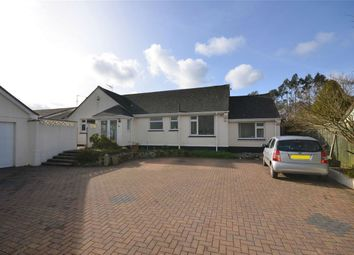Thumbnail 5 bed detached bungalow for sale in Halvarras Road, Playing Place, Truro, Cornwall