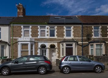 Thumbnail 8 bed terraced house to rent in Llantrisant Street, Cathays, Cardiff