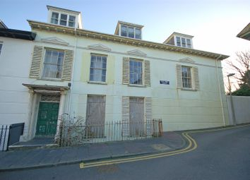 Thumbnail Town house for sale in Laura Place, Aberystwyth