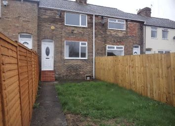 Thumbnail 2 bed terraced house to rent in Elliot Street, Sacriston, Durham