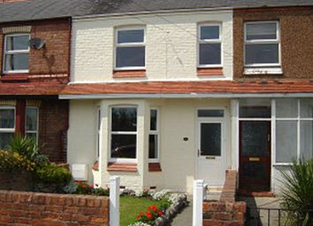 Thumbnail 2 bed terraced house to rent in Larkmount Road, Rhyl