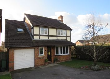 Thumbnail 4 bed detached house for sale in Windlass Way, Pewsham, Chippenham