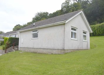 Thumbnail 2 bedroom chalet for sale in Oxwich Leisure Park, Oxwich, Swansea