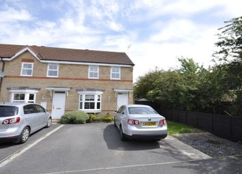 Thumbnail 3 bed end terrace house to rent in Avalon Drive, Chellaston, Derby