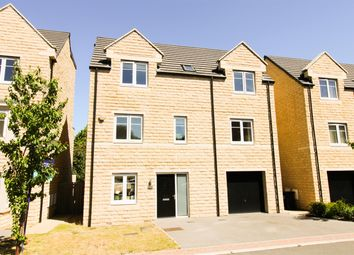 Thumbnail 4 bed detached house for sale in Harewood Drive, Bradford, Bradford