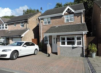 Thumbnail 3 bed detached house for sale in Elm Crescent, Penllergaer, Swansea