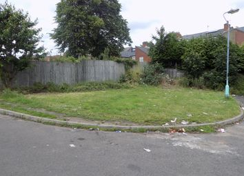 Land for sale in Webster Close, Sparkhill, Birmingham B11