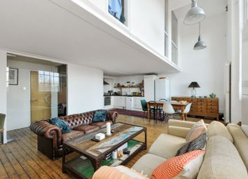 Thumbnail 2 bedroom flat for sale in Lofts On The Park, Hackney