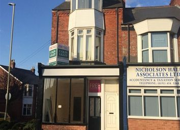 Thumbnail Studio to rent in Westoe Road, South Shields