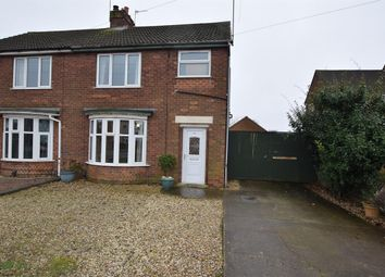 Thumbnail 3 bed semi-detached house for sale in Burringham Road, Scunthorpe, North Lincolnshire