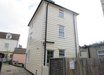 Thumbnail 3 bedroom cottage for sale in Little Church Street, Harwich