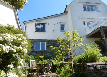 Thumbnail 1 bed flat to rent in The Garden Flat, Mintsholme, Birch Road, Ambleside, Cumbria