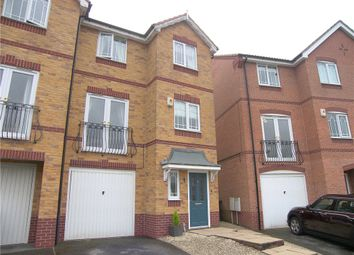 Thumbnail 3 bed town house for sale in Thornhill Drive, South Normanton, Alfreton