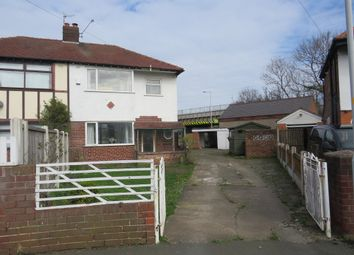 Thumbnail 3 bedroom semi-detached house for sale in Durley Drive, Prenton