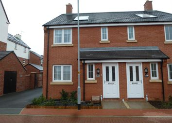 Thumbnail 3 bed semi-detached house for sale in Tweed Crescent, Rushden