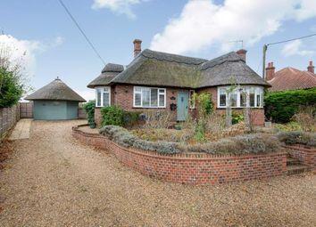 Thumbnail 3 bedroom bungalow for sale in Blofield, Norwich, Norfolk