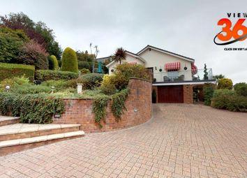 Thumbnail 4 bedroom detached house for sale in Minehead Road, Porlock, Minehead