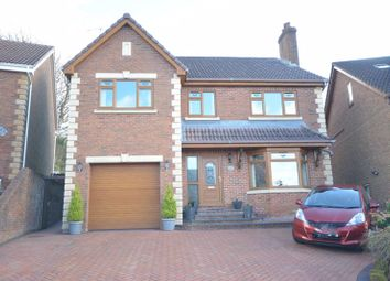 Thumbnail 6 bed detached house for sale in 5 The Oaks, Cimla, Neath