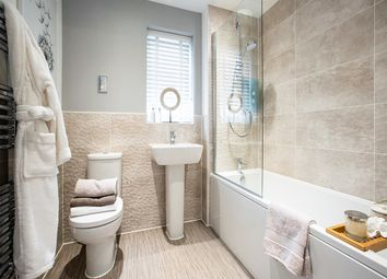 """3 bed detached house for sale in """"The Clayton"""" at Richards Crescent, Monkton Heathfield, Taunton TA2"""