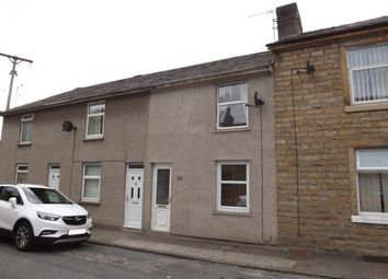 Thumbnail 2 bed terraced house for sale in Hill Street, Carnforth, Lancashire, United Kingdom