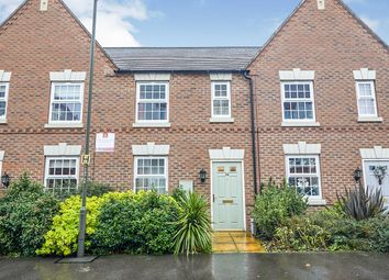 3 bed terraced house for sale in Salford Way, Church Gresley, Swadlincote, Derbyshire DE11