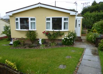 Thumbnail 2 bed mobile/park home for sale in Pippin Close, Orchard View Park, Herstmonceux, Hailsham, East Sussex