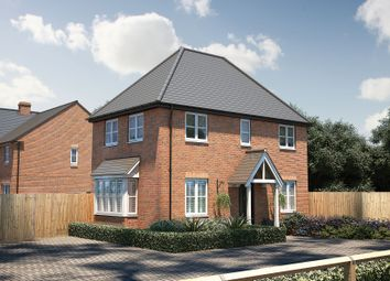 "Thumbnail 3 bed detached house for sale in ""The Staunton"" at Oak Tree Road, Hugglescote, Coalville"