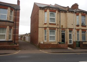 Thumbnail 2 bed maisonette to rent in Magdalen Road, Exeter