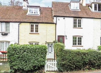 Thumbnail 2 bed terraced house for sale in Redway, Porlock, Minehead