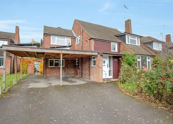 Thumbnail 5 bed detached house for sale in 10 Medow Mead, Radlett, Hertfordshire