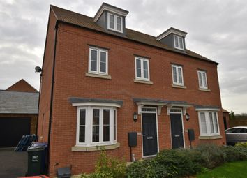 Thumbnail 3 bed semi-detached house for sale in The Robins, Adderbury, Banbury