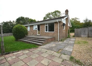 Thumbnail 3 bed bungalow to rent in Sarum Road, Winchester, Hampshire