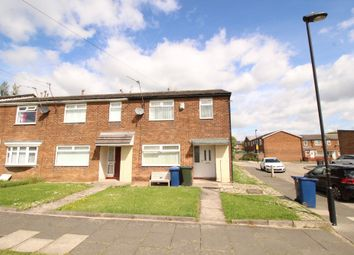 Thumbnail 3 bed terraced house for sale in Yetholm Place, Westerhope, Newcastle Upon Tyne