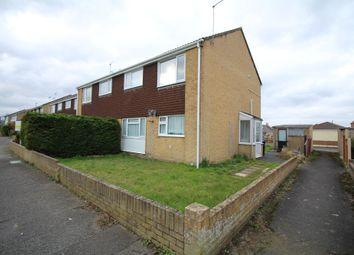 Thumbnail 1 bed flat for sale in Dawkins Road, Hamworthy, Poole