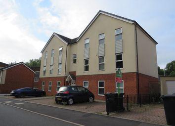 Thumbnail 2 bed flat for sale in Bradfield Way, Dudley