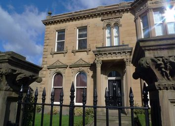 Thumbnail 1 bed flat to rent in Sherwood House, New North Road, Huddersfield