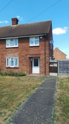 Thumbnail 3 bed semi-detached house to rent in Balliol Road, Bedford