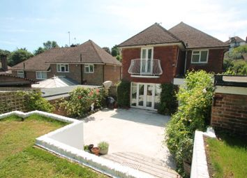 Thumbnail 3 bed detached house for sale in Valley Drive, Brighton, East Sussex