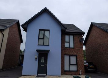 Thumbnail 4 bedroom detached house for sale in Baruc Way, Barry, Vale Of Glamorgan