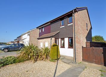 Thumbnail 2 bed semi-detached house for sale in Trencreek Close, St. Erme, Truro