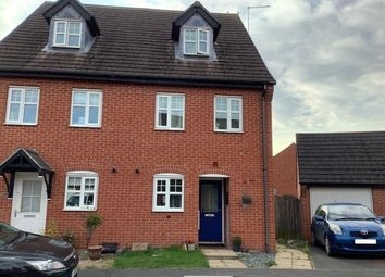 3 bed town house for sale in Reservoir Way, Woodville, Swadlincote DE11
