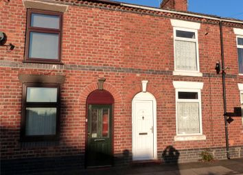 Thumbnail 2 bed terraced house for sale in Charlesworth Street, Crewe, Cheshire