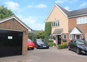 Thumbnail 3 bed semi-detached house for sale in Mariners Way, Gravesend, Kent