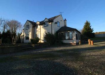Thumbnail 6 bed detached house for sale in Marian, Rhyl, Clwyd