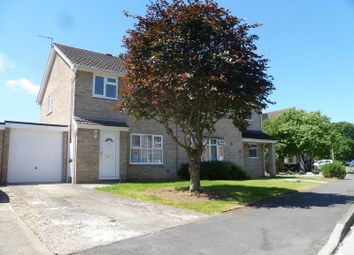 Thumbnail 3 bed semi-detached house to rent in Collingwood Close, Worle, Weston Super Mare