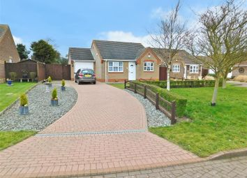 Thumbnail 2 bed detached bungalow for sale in Mill Close, Wainfleet, Skegness