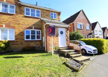 3 bed semi-detached house for sale in Lavant Road, Stone Cross, Pevensey, East Sussex BN24