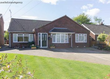 Thumbnail 2 bed bungalow for sale in Burton Road, Thealby, Scunthorpe